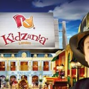 KIDZANIA TICKETING SOFTWARE SUPPLIER