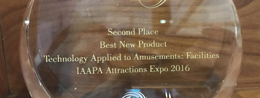 IAAPA Best New Product